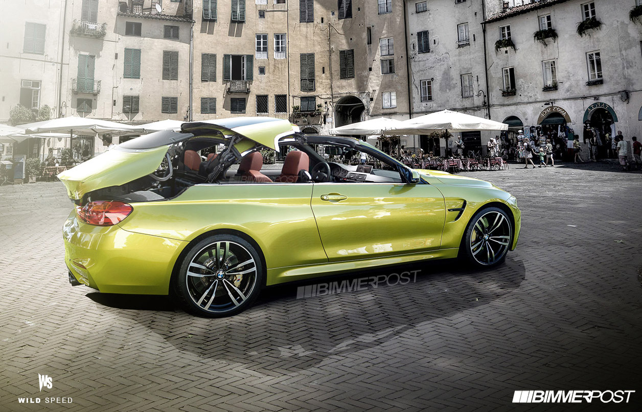 Our Visual Preview Of The Bmw M4 Convertible F83 Page 3