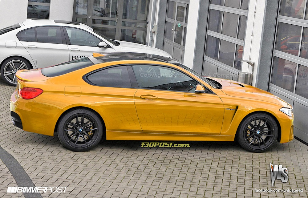 Our Latest BMW M F Coupe Preview Renders - 2015 bmw m4 msrp