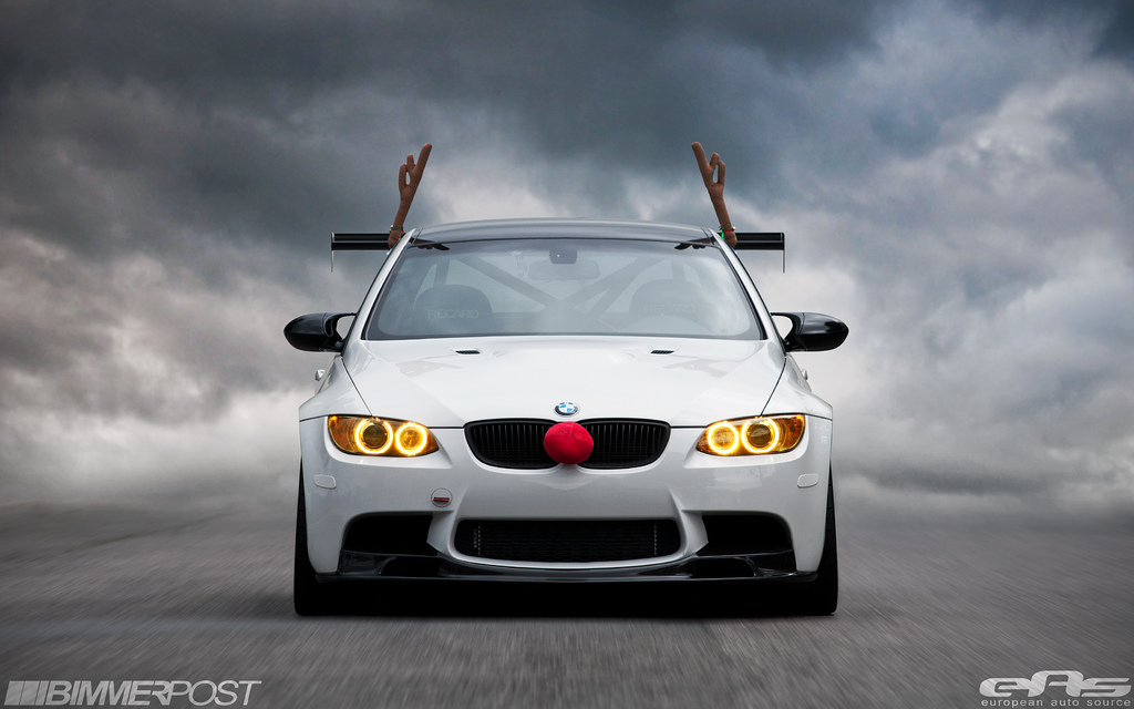 Merry Christmas And Happy Holidays From Bimmerpost