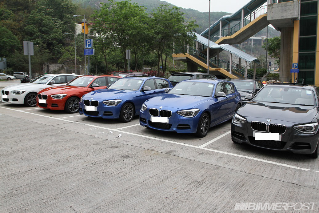 Hong Kong Bmw M135i Owners Group Meet 1st Gathering