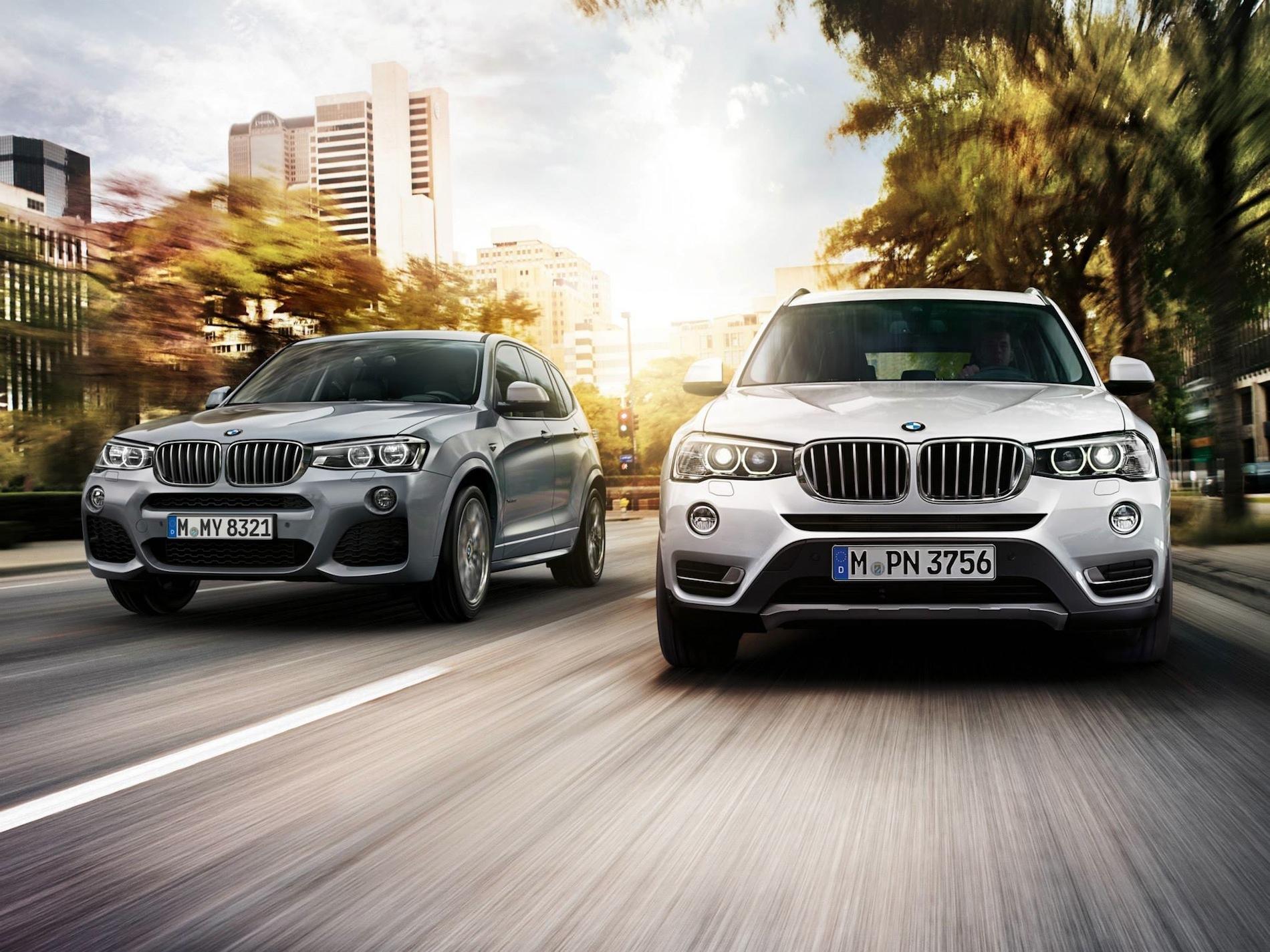 2015 BMW X3 LCI Facelift Refresh Page 15