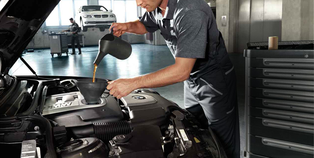 Bmw Revises Recommended Oil Change Intervals To 10 000