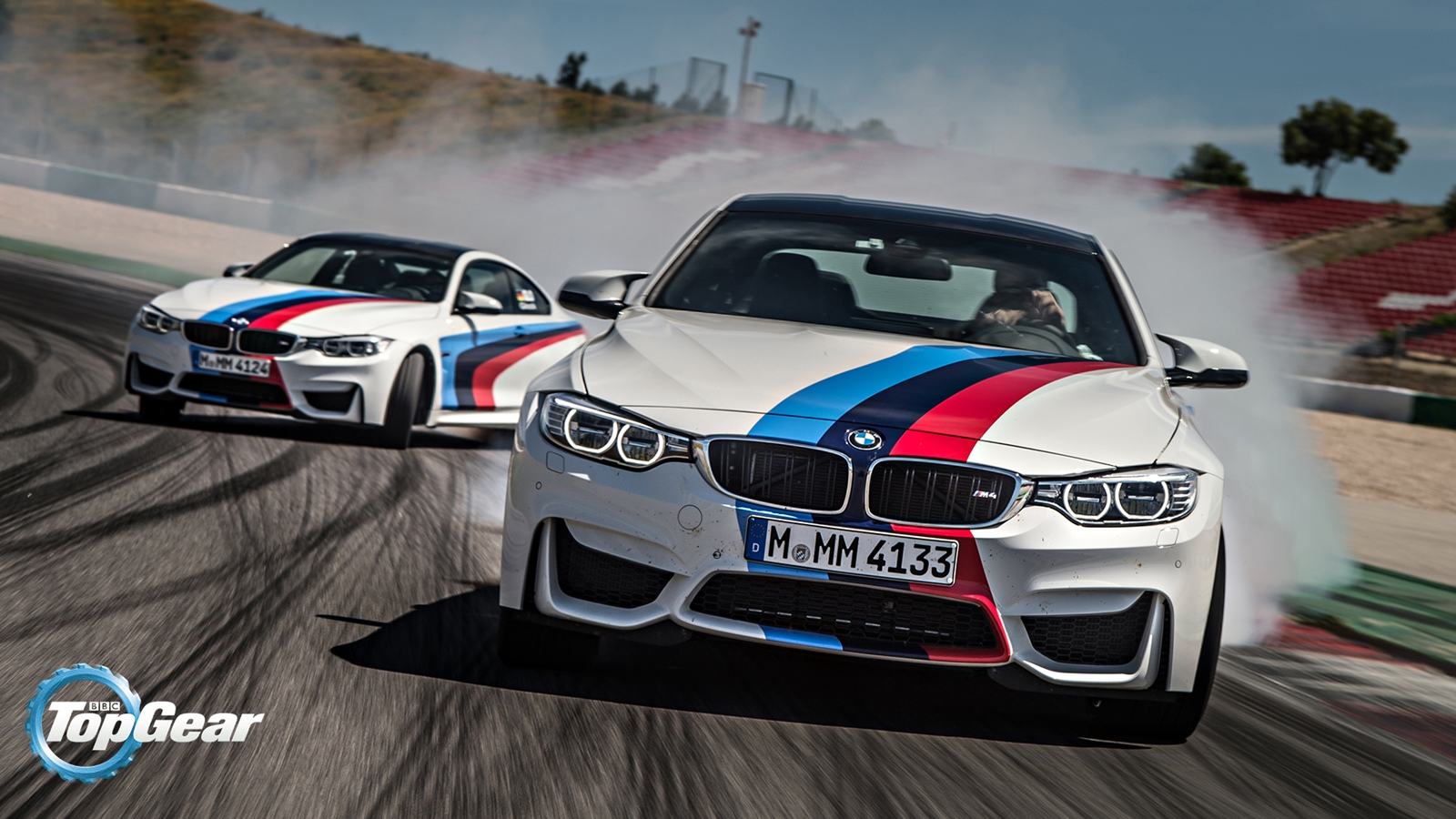Bmw M4 Drifting Wallpapers