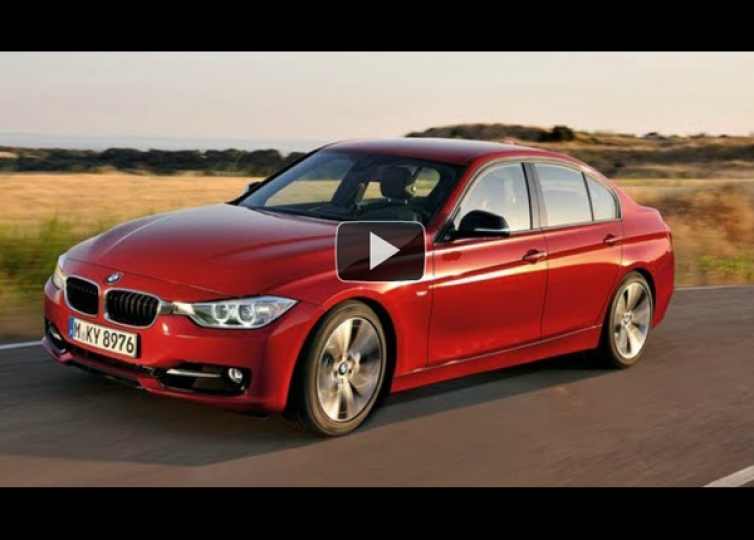 F30 335i Reaches 060 in 47sec Motor Trend Video Review  Speed