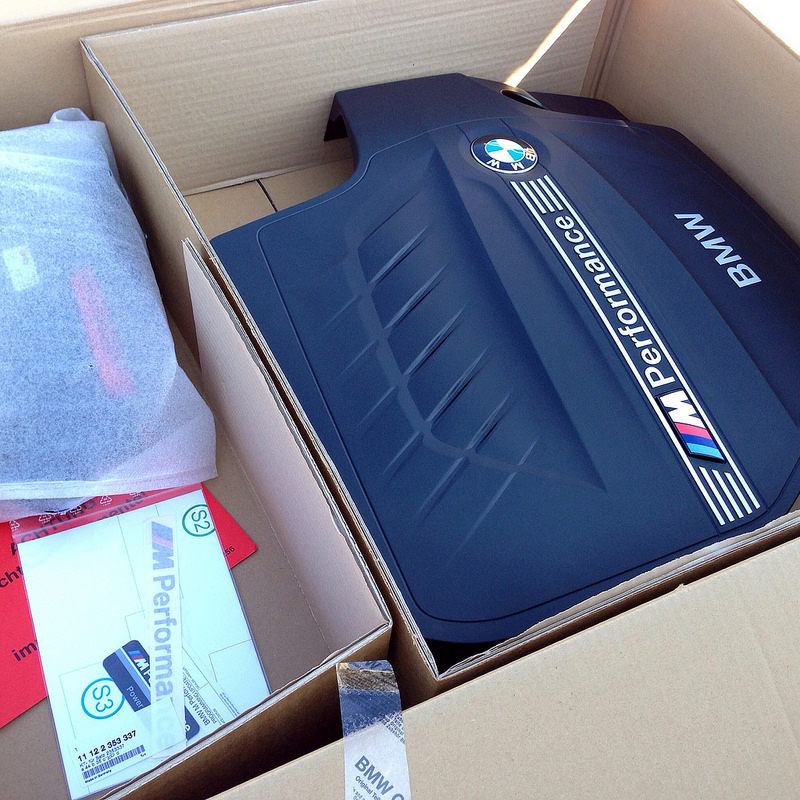 F30 335i 8at M Performance Power Kit Mppk Exhaust 0
