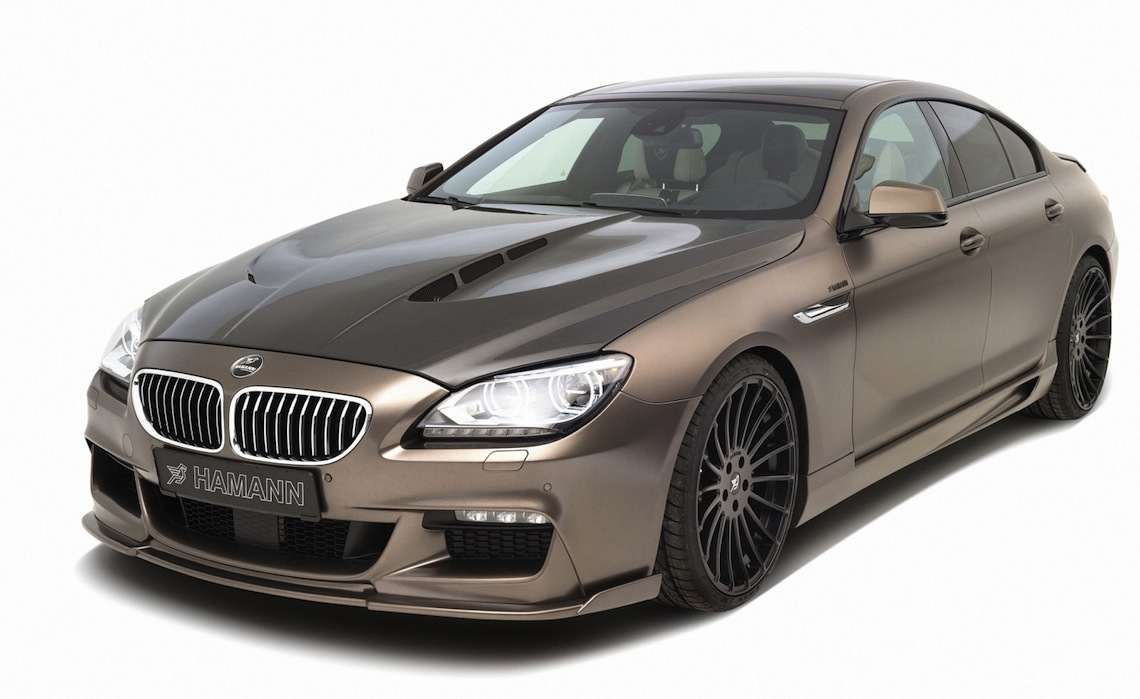 BMW 6 Series Gran Coupe M Sport by Hamann