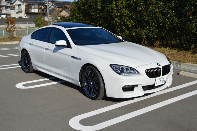 M Sport Edition 640i Gran Coupe Delivered In Japan