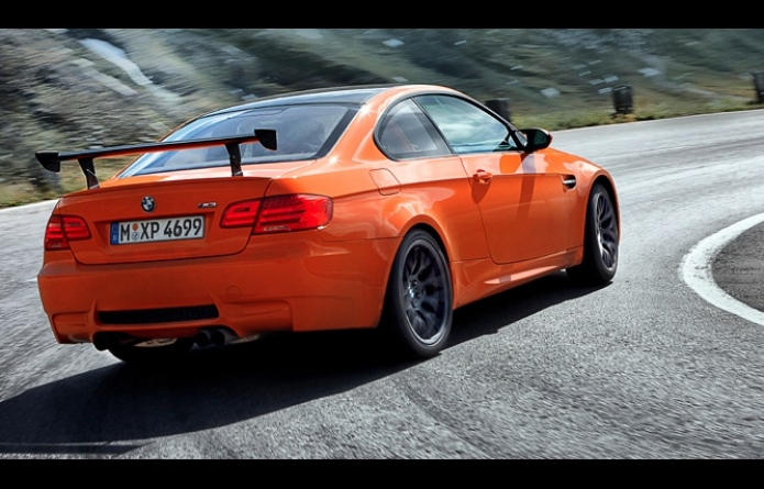 Top Gear online reviews the BMW M3 GTS in the Austrian Alps on the infamous