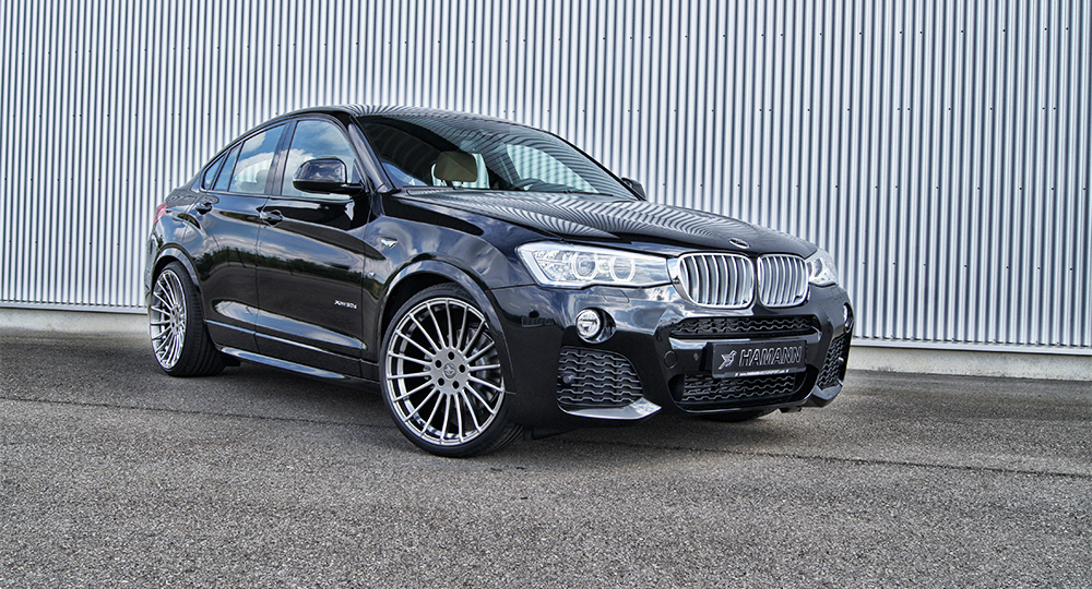 Hamann Tests The X4 Waters