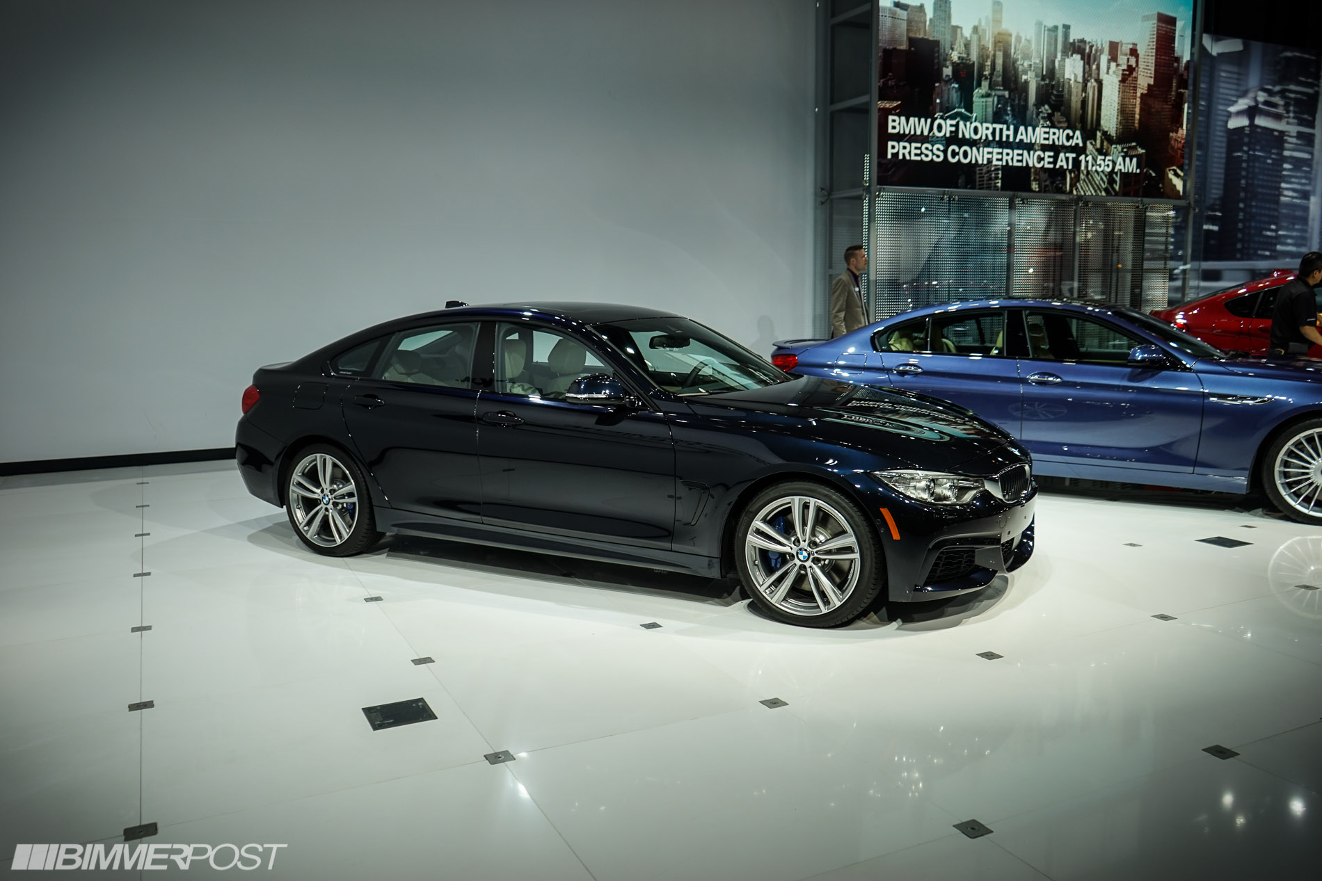 2014 nyias bmw 4 series gran coupe page 2. Black Bedroom Furniture Sets. Home Design Ideas