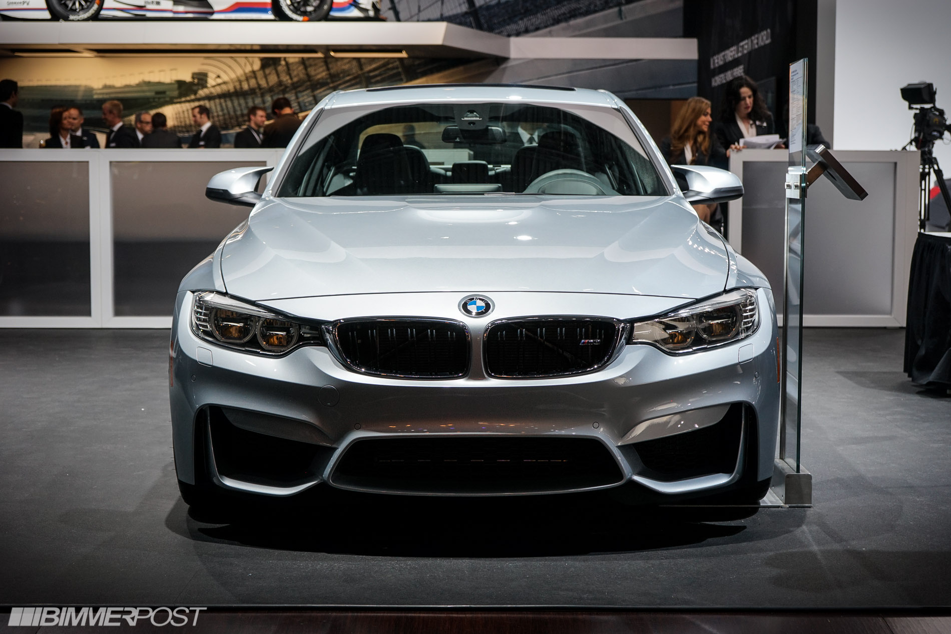 2014 NYIAS: BMW M3 (F80) in Silverstone II - Page 4