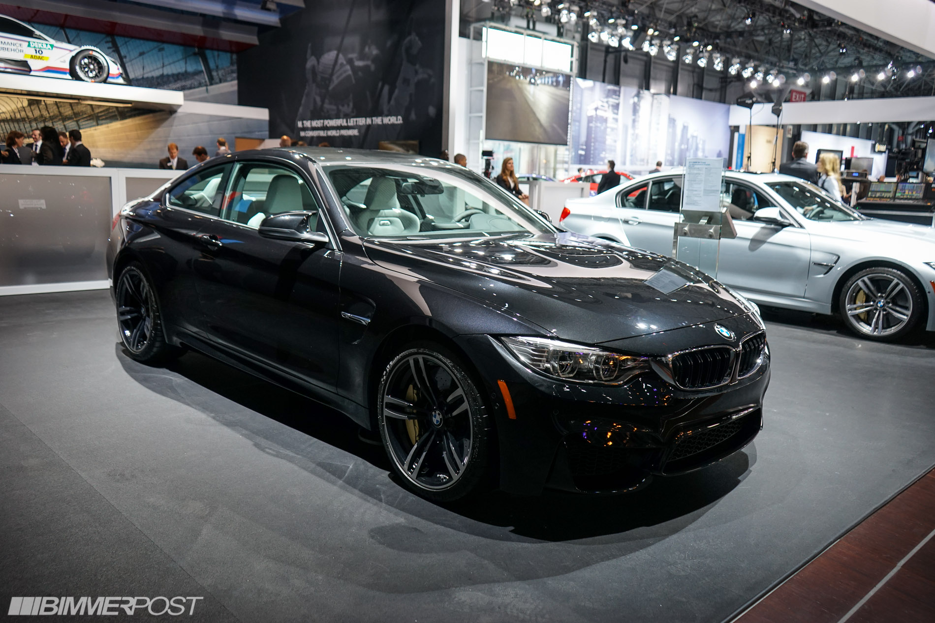 2014 Nyias Bmw M4 F82 In Black Sapphire Metallic Page 3