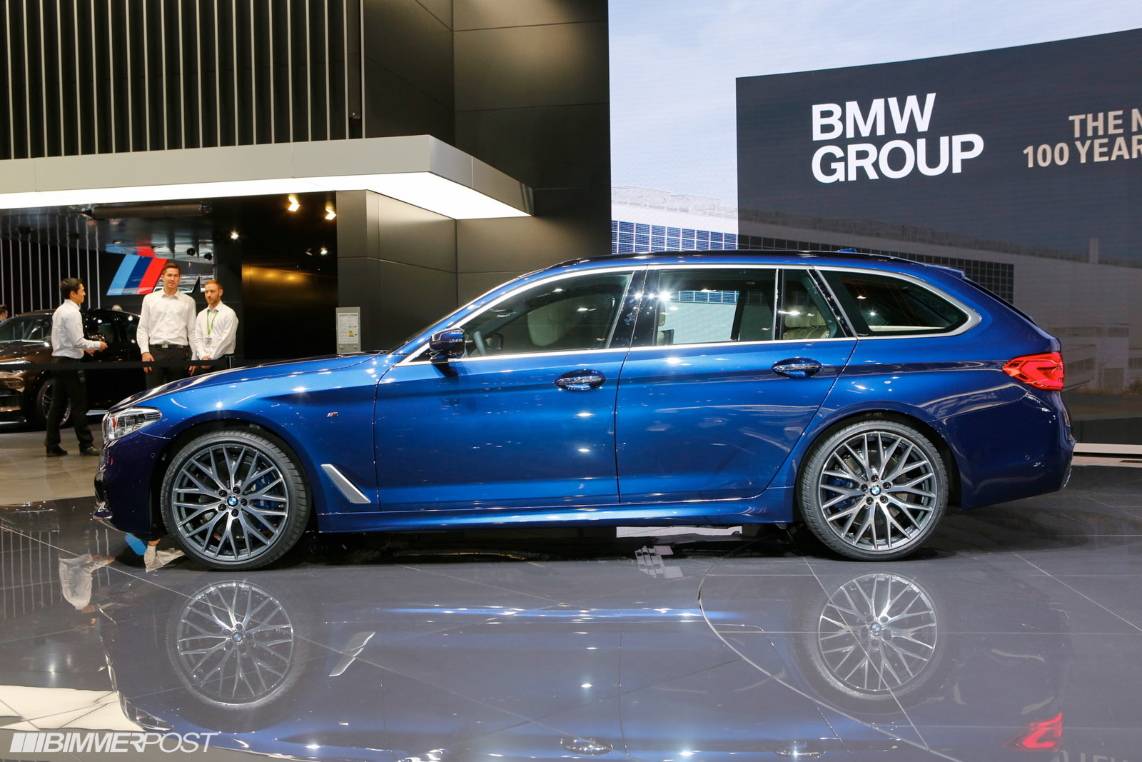 Geneva 2017 Bmw 5 Series Touring World Debut