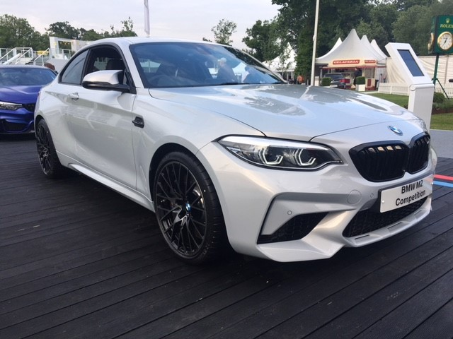 Hockenheim Silver M2 Competition Photographs From Bmw Pga