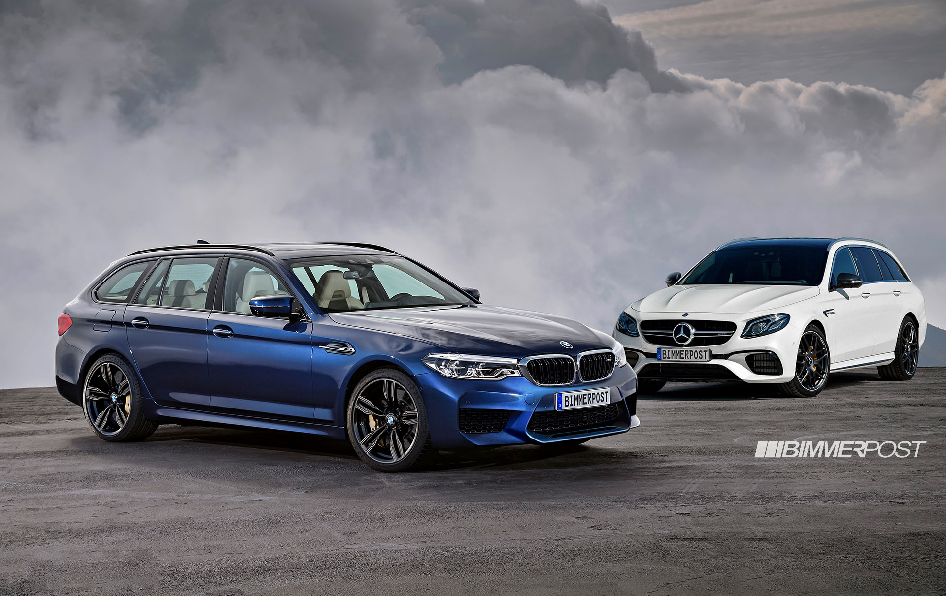 Our Take on the F90 M5 and M5 Touring. Yep, It's Stunning!