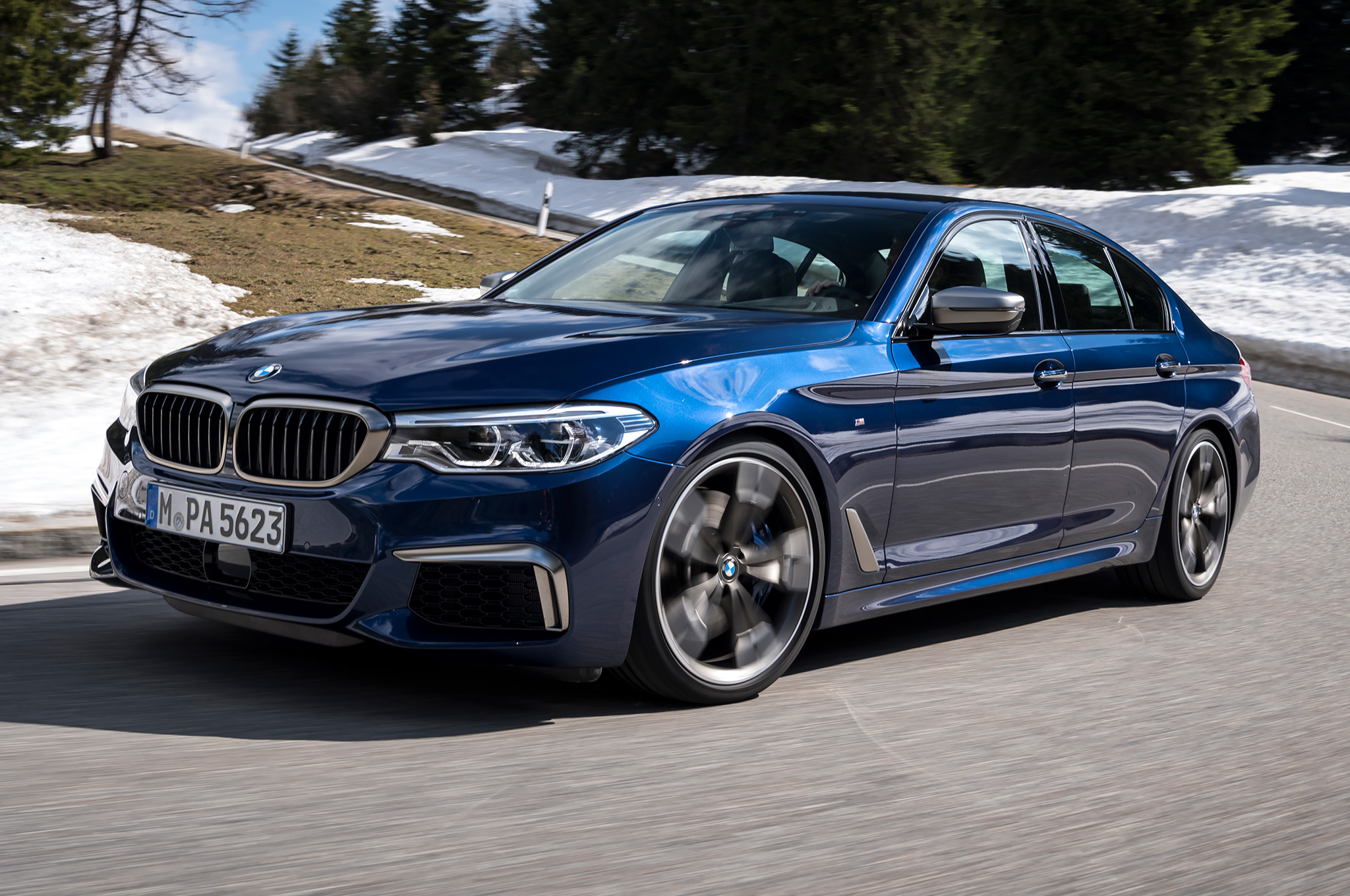 2018 Bmw 5 Series Pricing And Summary Of Changes U S