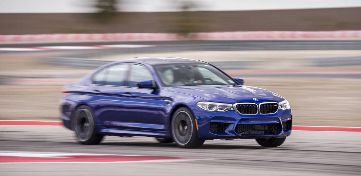 BIMMERPOST F90 M5 Track and Road Review - Page 2