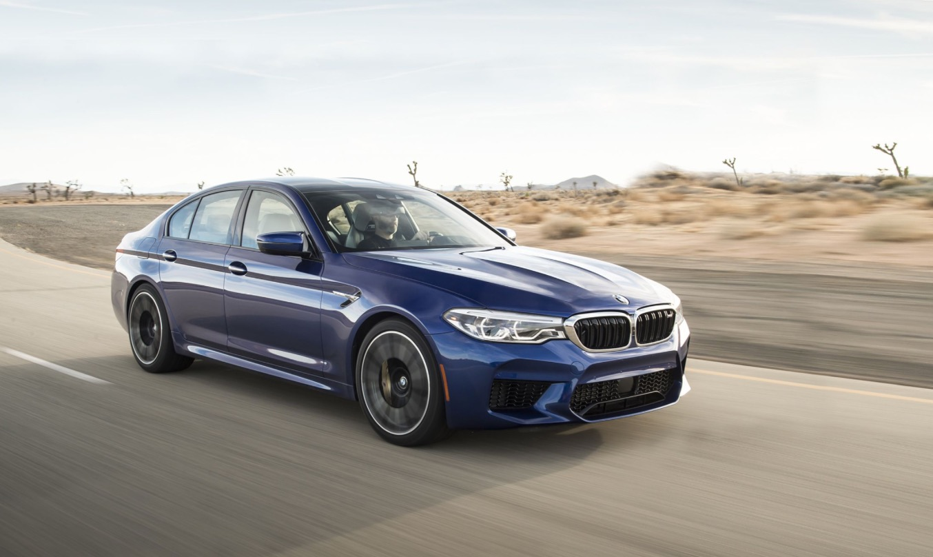 F90 M5 pulls 0-60 in 2.8 seconds !! (Car and Driver instrumented test)