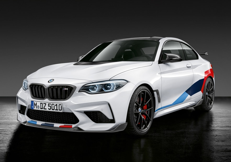 5369d71f7cb1 BMW M Performance Parts Revealed For M2 Competition