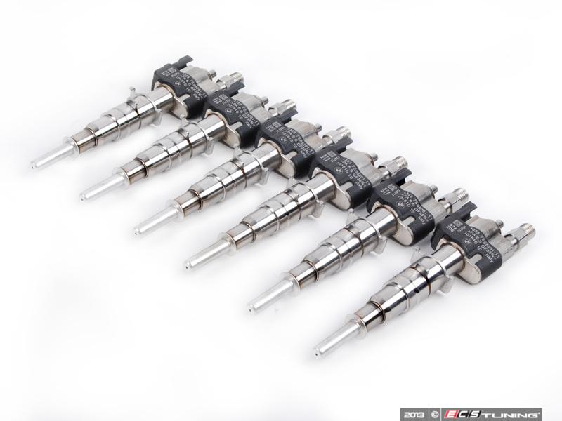 BMW Fuel Injector warranty extension and retroactive reimbursement