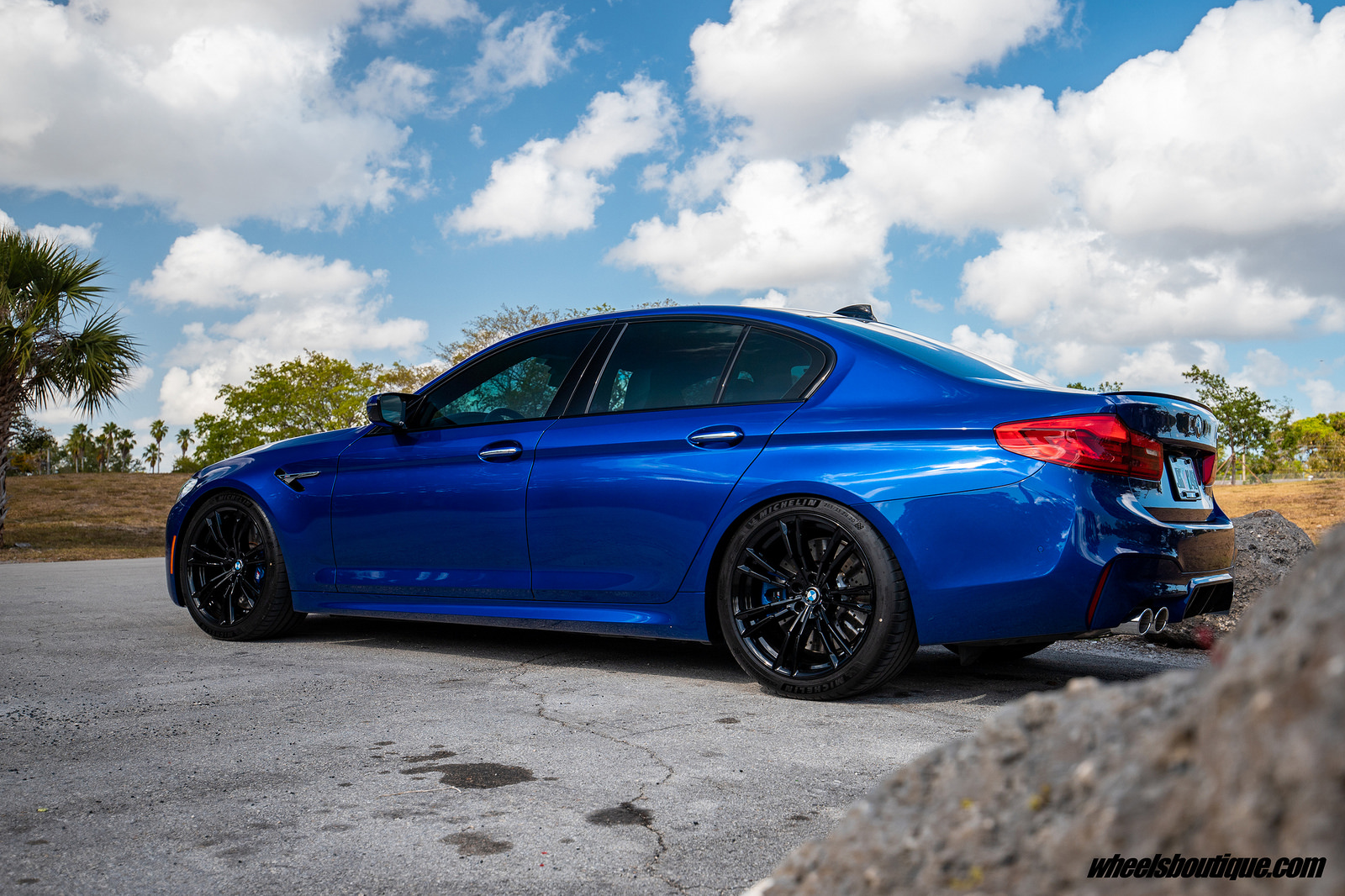 Have You Seen The New F90 M5 Lowered Yet You Have Now A