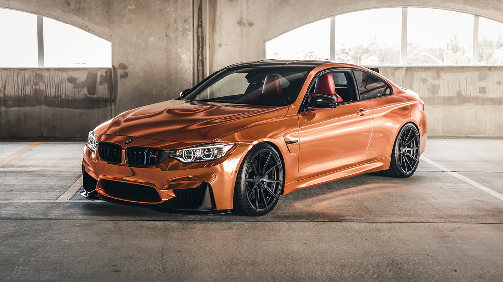 Complete Rose Gold M4