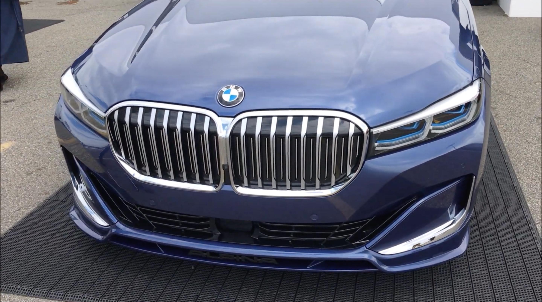 2020 BMW Alpina B7 / 7 Series LCI