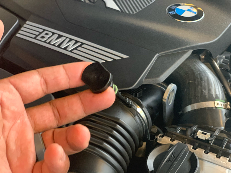 Look At What We Found In Bmw's New V8 Dipstickrhf92bimmerpost: 2007 Bmw X3 Dipstick Location At Gmaili.net