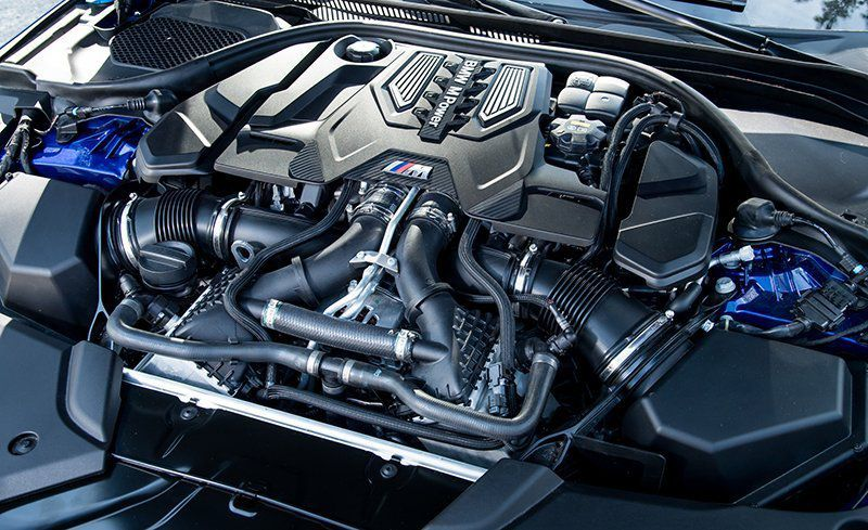 F90 M5 Engine Recall Full Engine Replacement
