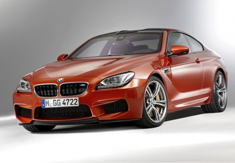 Introducing the All New 2013 BMW M6 Coupe and Convertible (F12/F13 ...