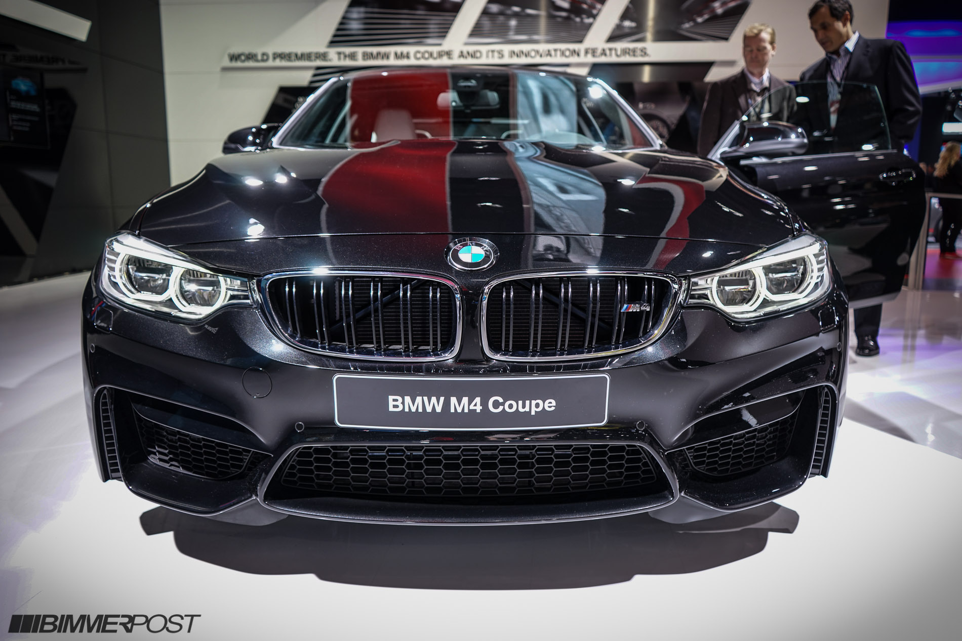 Detroit 2014 bmw m4 f82 in black sapphire and austin yellow world debut page 2